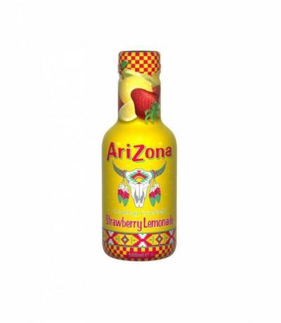 плодова напитка Аризона 500мл Ягодова Лимонада
