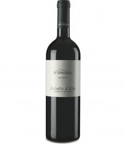 вино Ло Зоколайо Бароло 750мл Долчето Д'алба DOC
