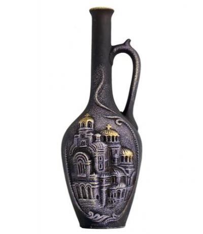 вино Мерло от Хърсово 750мл 1 Откровение черно