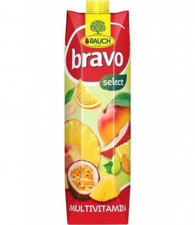 напитка Раух Браво 1л Мултивитамин 50%