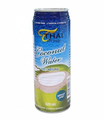 Кокосова вода 520мл