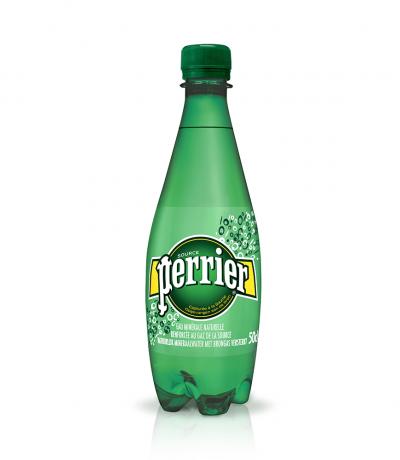 газирана минерална вода Перие 500мл бутилка PET