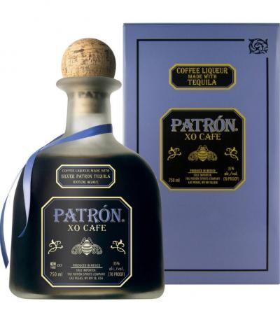 текила Патрон 700мл ХО кафе