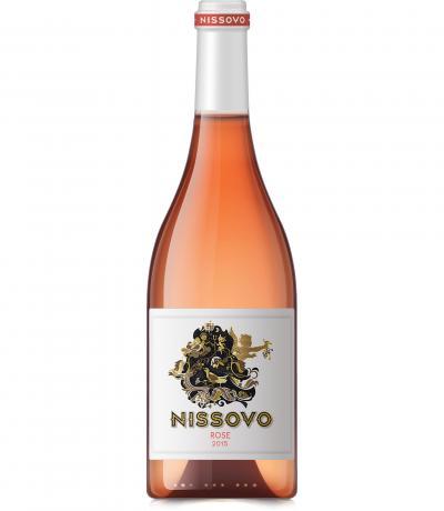 вино Нисово 750мл Розе