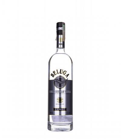 водка Белуга 1л Нобъл