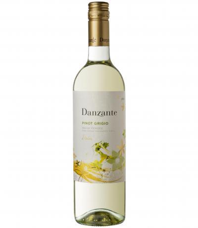 вино Данцанте 750мл Пино Гриджо IGT