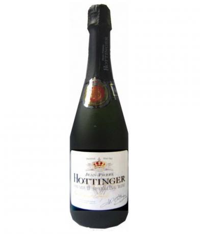 пенливо вино Хотингер 750мл Шардоне
