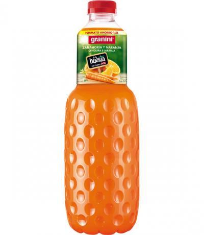 натурален сок Гранини 1л Морков