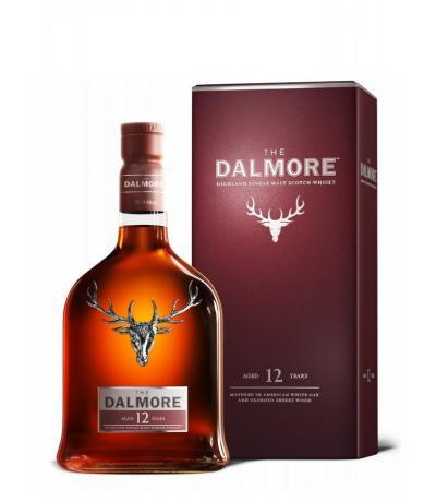 уиски Далмор 700мл 12г