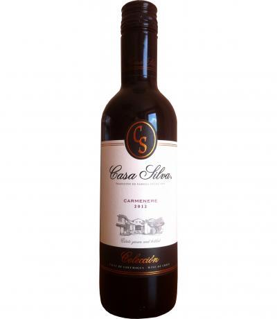 вино Каса Силва 0,375 мл Колекшън Карменер