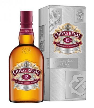 уиски Чивъс Регал 500мл 12г