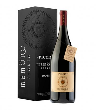Вино Пичини Меморо Вино Росо Италия 1.5л