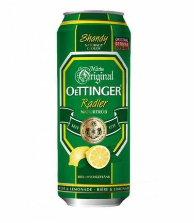 бира Отингер 500мл Радлер КЕН