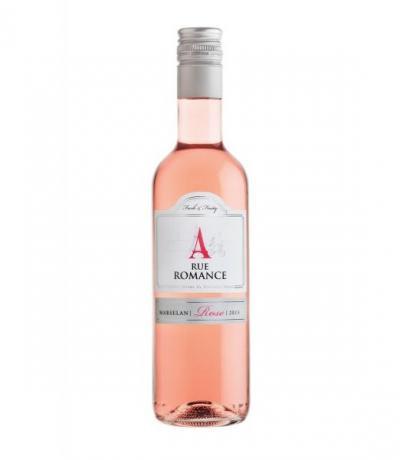 вино Рю Романс 375мл Розе Марселан