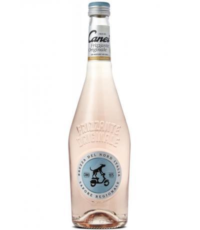 вино Каней Фризанте 750мл Песка Густоза