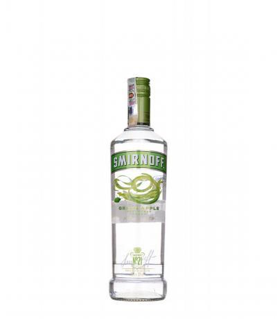 водка Смирноф 700мл зелена ябълка