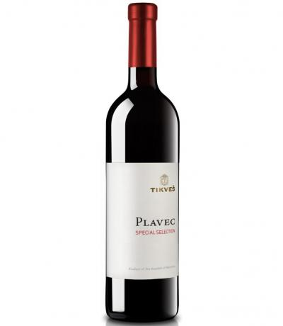 вино Тиквеш 750мл Плавец Специална Селекция