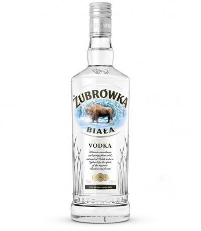 водка Зубровка 1л Бяла
