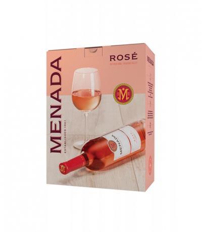вино Менада 3л Розе
