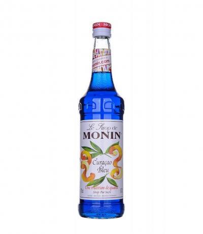сироп Монин 700мл Синьо Кюрасо