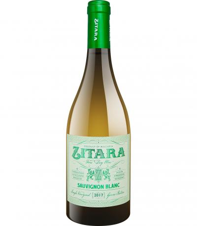вино фоур Френдс 750мл Зитара Совиньон блан