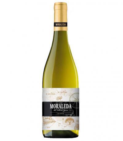 вино Мораледа 750мл Вале де Йери Шардоне