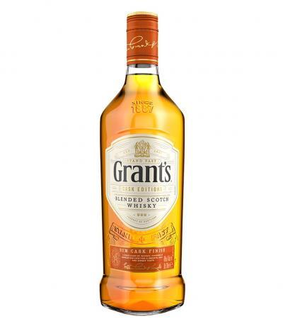 уиски Грантс 700мл Ром Каск