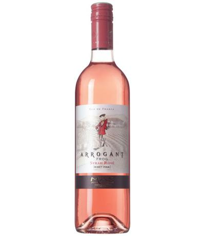 вино Арогант Фрог 750мл Розе Сира