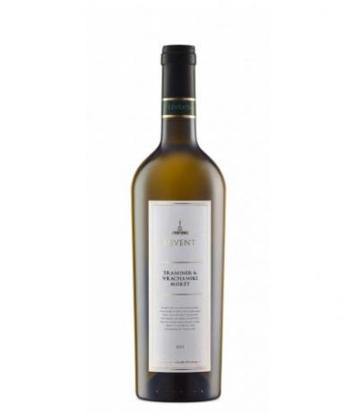 вино Левент 375мл Траминер и Врачански Мискет