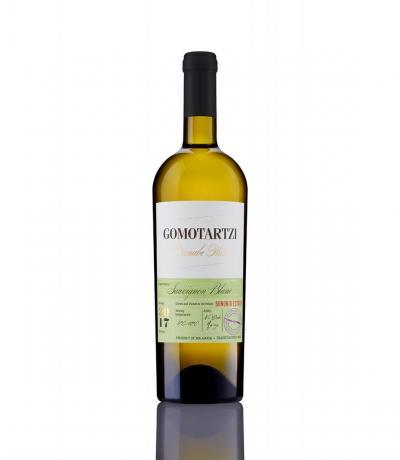вино Гомотарци 750мл Совиньон Блан 2017г
