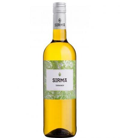 вино Сирма 750мл Траминер