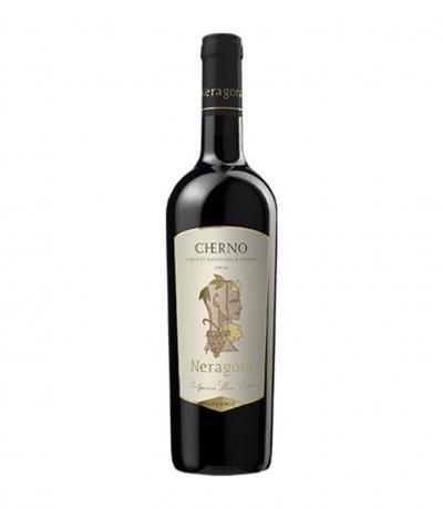 вино Нерагора 750мл Черно Каберне Совиньон и Мавруд 2013г