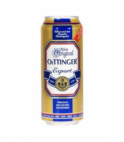 бира Отингер 500мл Eкспорт КЕН