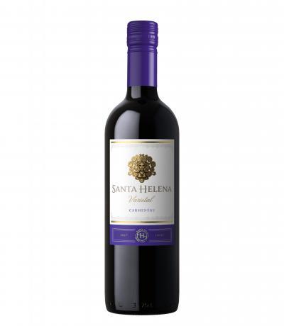 вино Санта Хелена Вараятъл 750мл Карменер