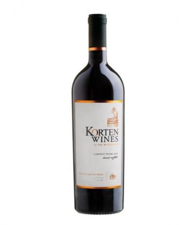 вино Кортен 750мл Каберне Фран