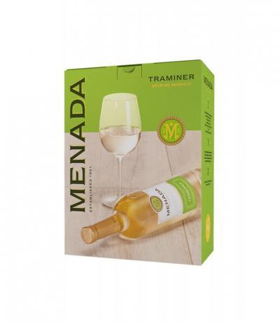 вино Менада 3л Траминер