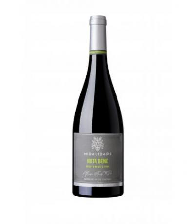 вино Мидалидаре Нота Бене 750мл Мерло, Малбек и Сира 2017г