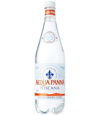 минерална вода Аква Панна 1л бутилка PET