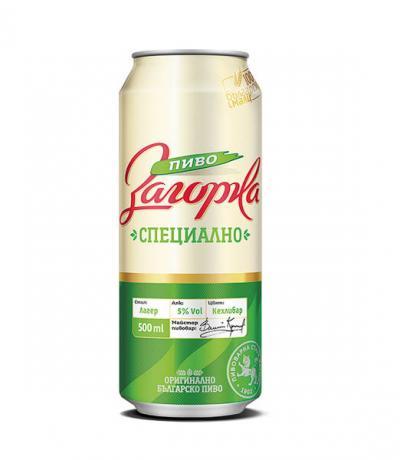 бира Загорка 330мл Специално