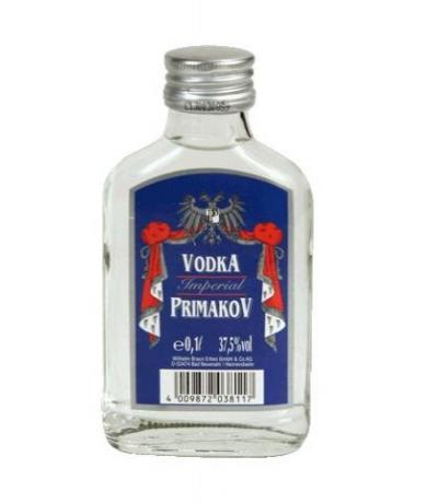 водка Примаков 200мл