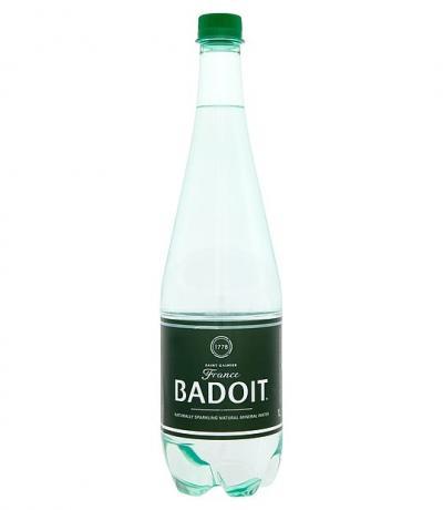 естествено газирана минерална вода Бадуа 1л бутилка PET