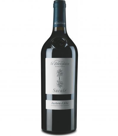 вино Ло Зоколайо Барбера 750мл Д'алба DOC