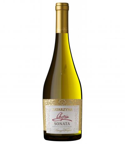 вино Катаржина Шопен Соната 750мл Шардоне & Совиньон Блан