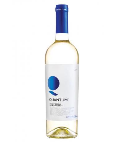 вино Квантум 750мл Пино Гриджо и Шардоне