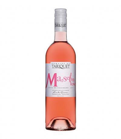 Вино Домейн дьо Тарик Розе от Марселан ИГП 2018г 750мл