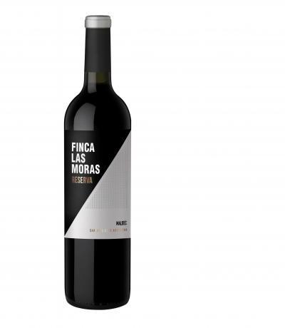 вино Лас Морас 750мл Резерва Малбек