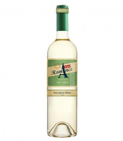 вино Рю Романс 750мл Совиньон блан