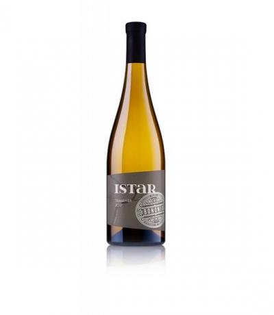 вино Истар 750мл Траминер 2017г