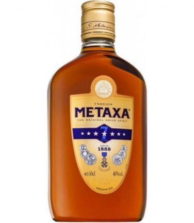МЕТАКСА 500МЛ 7*
