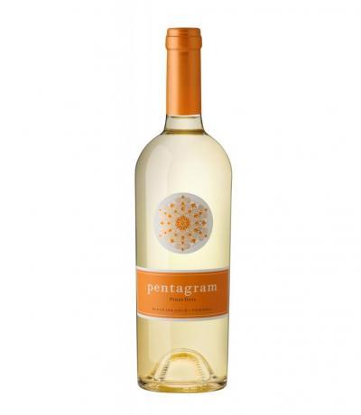 вино Пентаграм 750мл Пино Гри